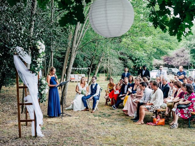 Le mariage de Hubert et Audrey à Bordeaux, Gironde 123