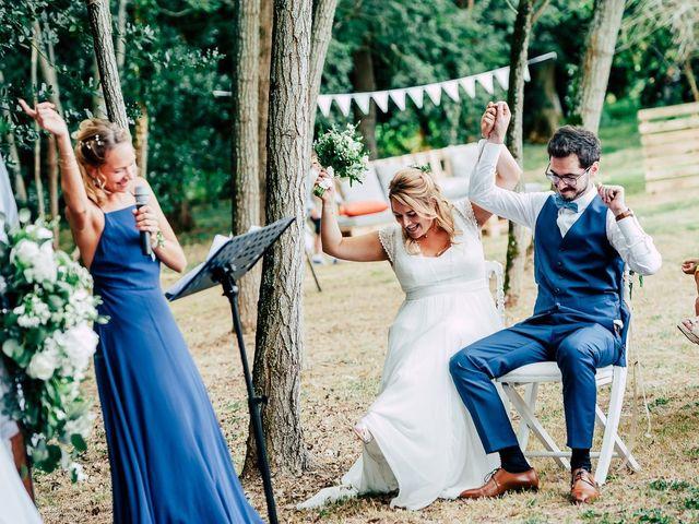 Le mariage de Hubert et Audrey à Bordeaux, Gironde 125