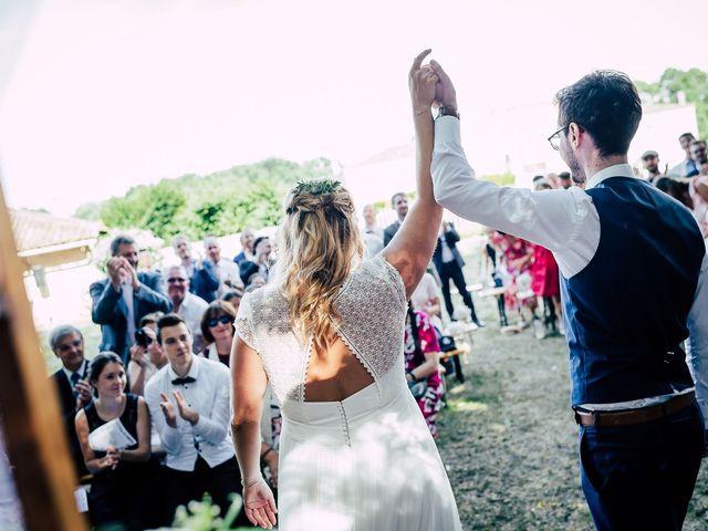 Le mariage de Hubert et Audrey à Bordeaux, Gironde 134
