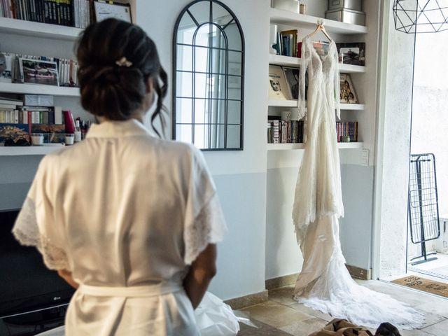 Le mariage de Thibaud et Naïs à Althen-des-Paluds, Vaucluse 6