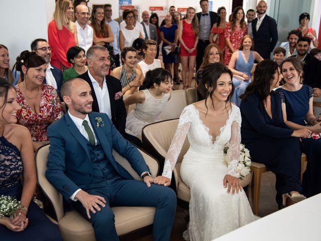 Le mariage de Thibaud et Naïs à Althen-des-Paluds, Vaucluse 33