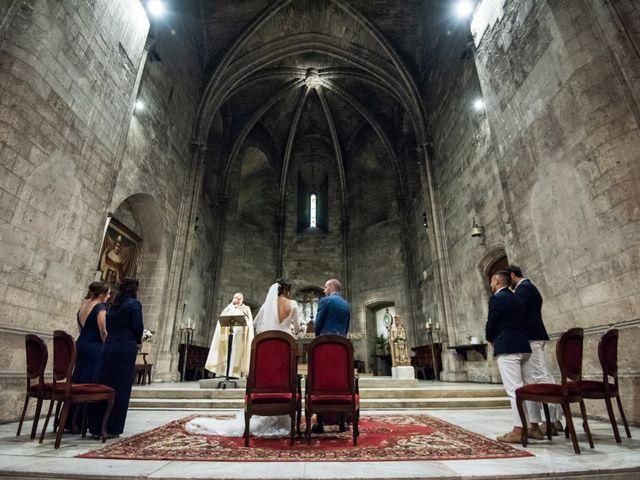 Le mariage de Thibaud et Naïs à Althen-des-Paluds, Vaucluse 41