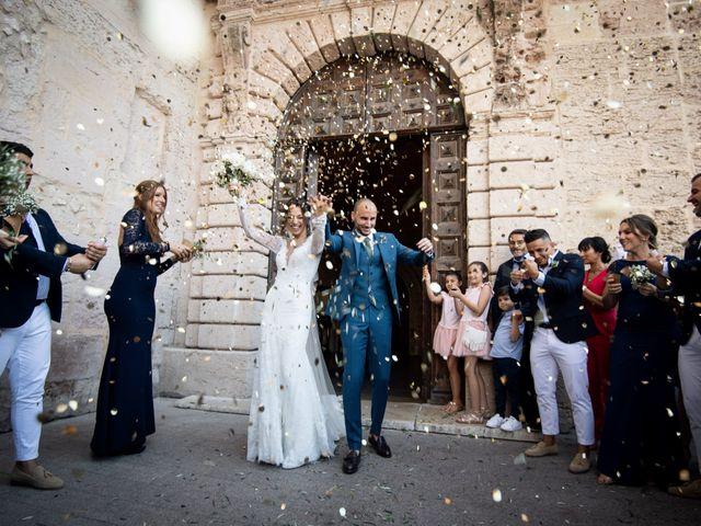 Le mariage de Thibaud et Naïs à Althen-des-Paluds, Vaucluse 48