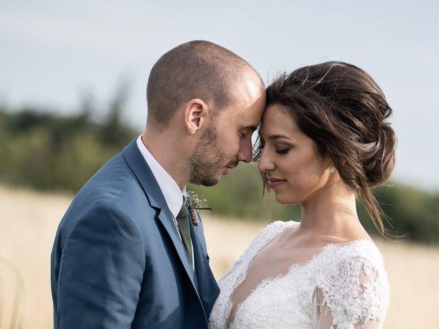 Le mariage de Thibaud et Naïs à Althen-des-Paluds, Vaucluse 50