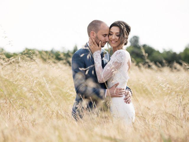 Le mariage de Thibaud et Naïs à Althen-des-Paluds, Vaucluse 56