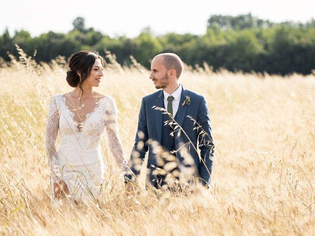 Le mariage de Thibaud et Naïs à Althen-des-Paluds, Vaucluse 60