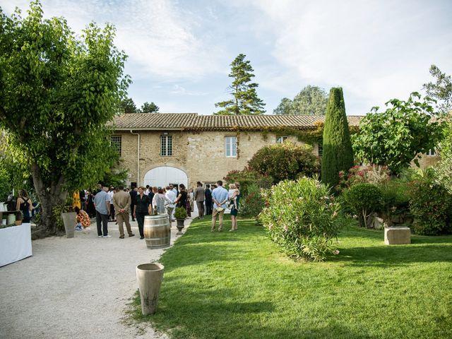 Le mariage de Thibaud et Naïs à Althen-des-Paluds, Vaucluse 63