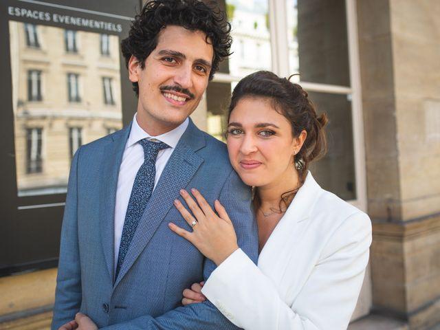 Le mariage de Arielle et Charly