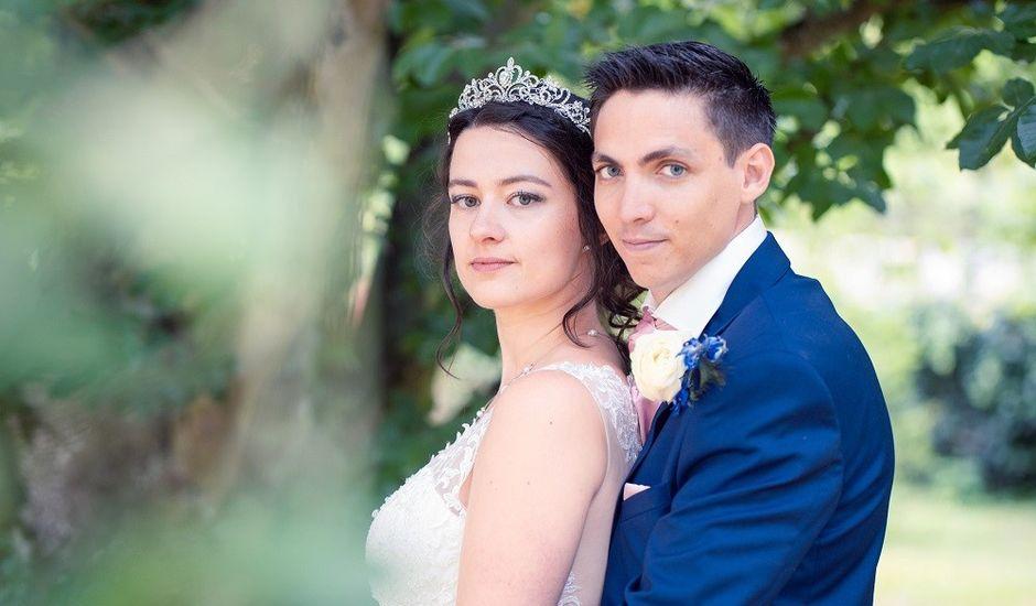 Le mariage de Guillaume et Audrey à Les Molières, Essonne