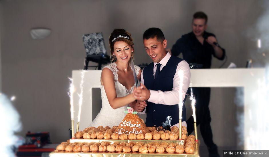 Le mariage de Nicolas et Mélanie à Toulon, Var
