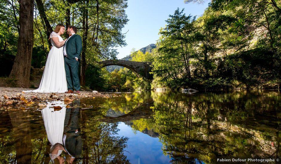 Le mariage de Rémi et Rose-Marie à Millau, Aveyron