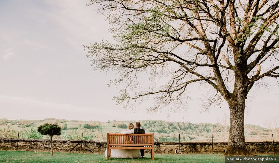 Le mariage de Fabien et Karine à Villette-d'Anthon, Isère