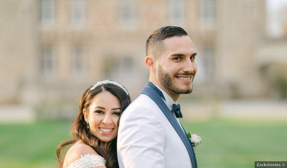 Le mariage de Alexandre et Sabrina à Hermes, Oise