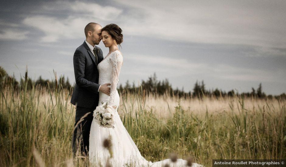 Le mariage de Thibaud et Naïs à Althen-des-Paluds, Vaucluse