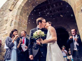 Le mariage de Camille et David