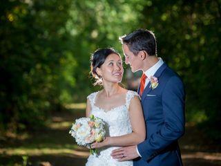 Le mariage de Boey-Leng et Stéphane