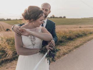 Le mariage de Chloé et Clément