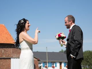 Le mariage de Séverine et Mickaël