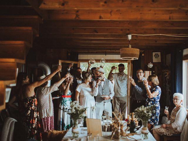 Le mariage de Cyril et Emilie à Saint-Pierre-de-Chartreuse, Isère 12