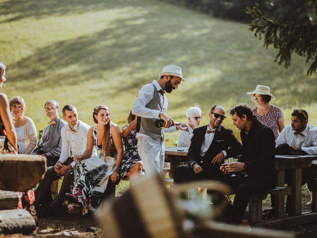 Le mariage de Cyril et Emilie à Saint-Pierre-de-Chartreuse, Isère 15