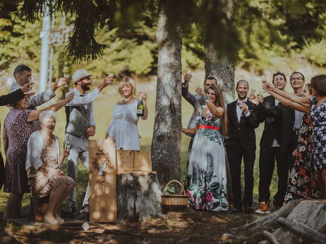 Le mariage de Cyril et Emilie à Saint-Pierre-de-Chartreuse, Isère 19