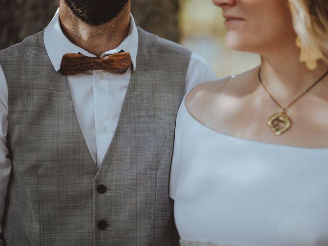Le mariage de Cyril et Emilie à Saint-Pierre-de-Chartreuse, Isère 20