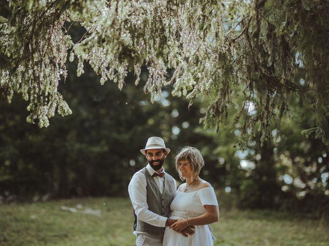 Le mariage de Cyril et Emilie à Saint-Pierre-de-Chartreuse, Isère 24