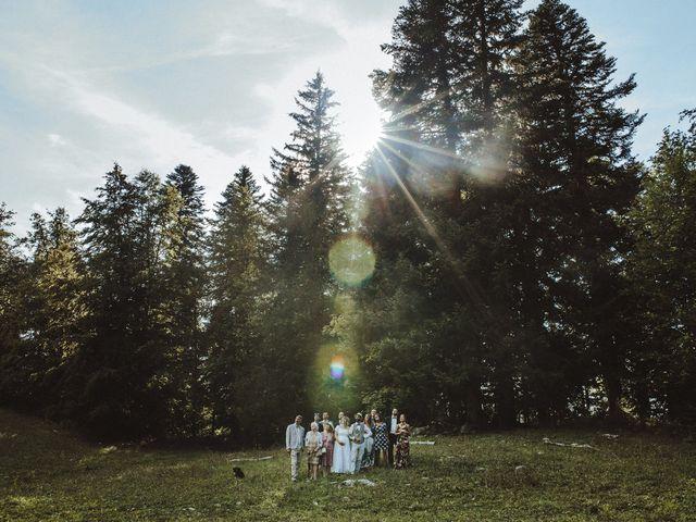 Le mariage de Cyril et Emilie à Saint-Pierre-de-Chartreuse, Isère 26