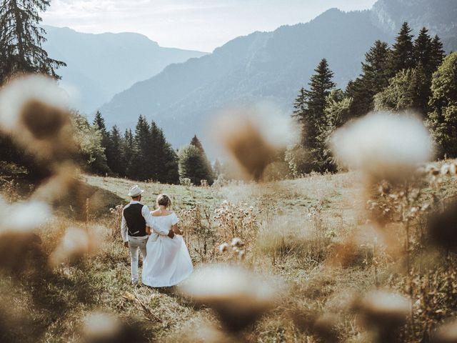 Le mariage de Cyril et Emilie à Saint-Pierre-de-Chartreuse, Isère 29