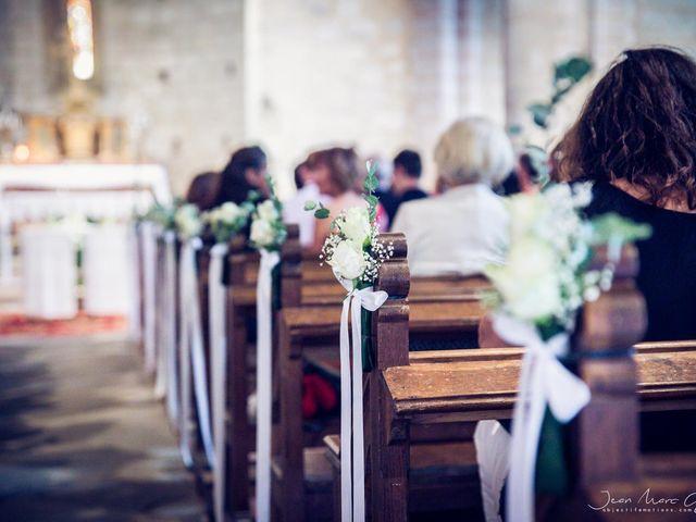 Le mariage de David et Camille à Carcassonne, Aude 8