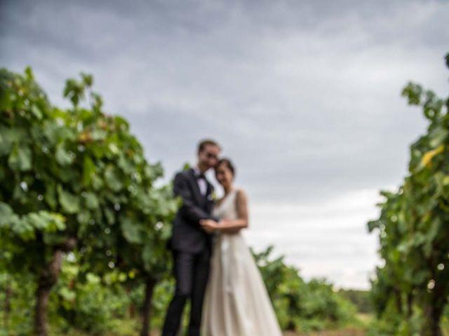 Le mariage de David et Camille à Carcassonne, Aude 11