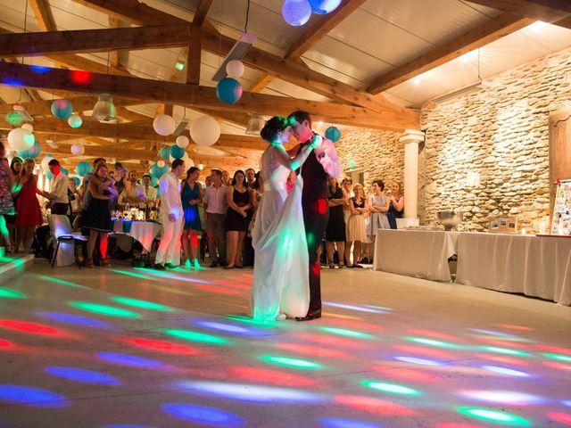 Le mariage de David et Camille à Carcassonne, Aude 20