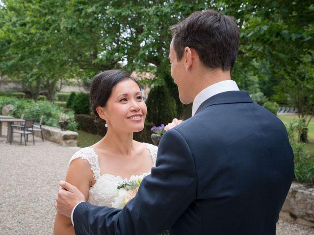 Le mariage de Stéphane et Boey-Leng à Lignan-sur-Orb, Hérault 21