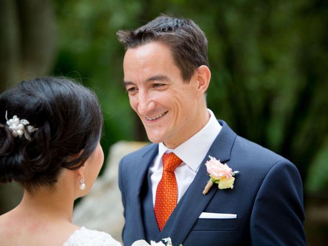 Le mariage de Stéphane et Boey-Leng à Lignan-sur-Orb, Hérault 22