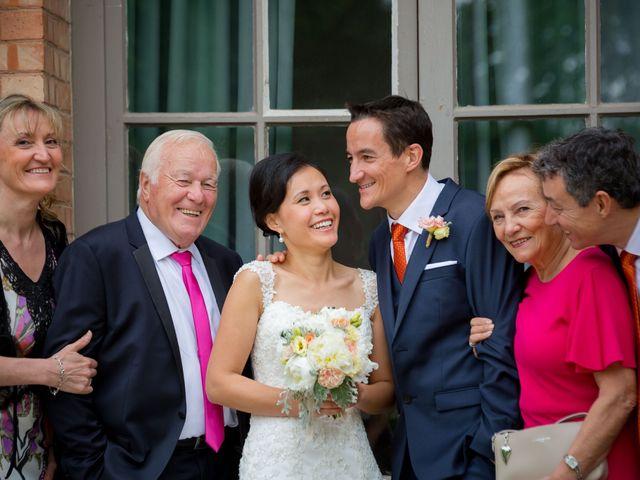 Le mariage de Stéphane et Boey-Leng à Lignan-sur-Orb, Hérault 25