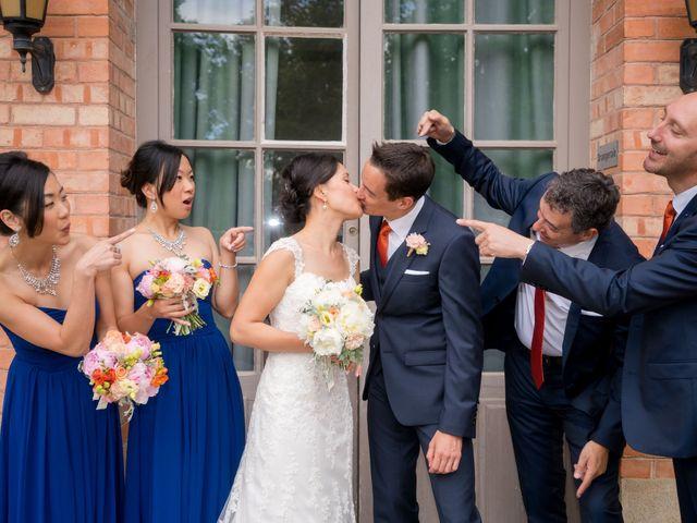 Le mariage de Stéphane et Boey-Leng à Lignan-sur-Orb, Hérault 28