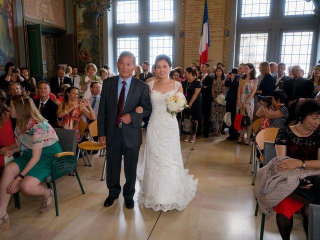 Le mariage de Stéphane et Boey-Leng à Lignan-sur-Orb, Hérault 36