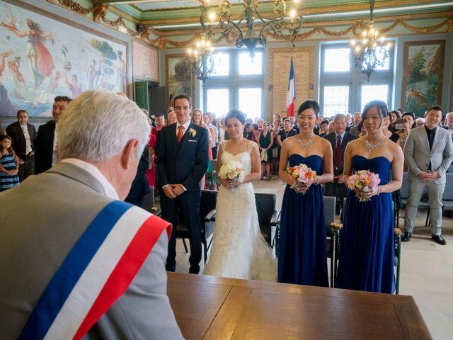 Le mariage de Stéphane et Boey-Leng à Lignan-sur-Orb, Hérault 37