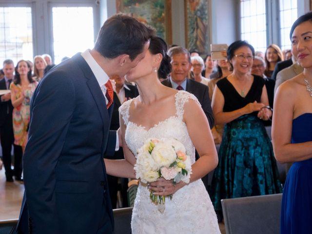 Le mariage de Stéphane et Boey-Leng à Lignan-sur-Orb, Hérault 38