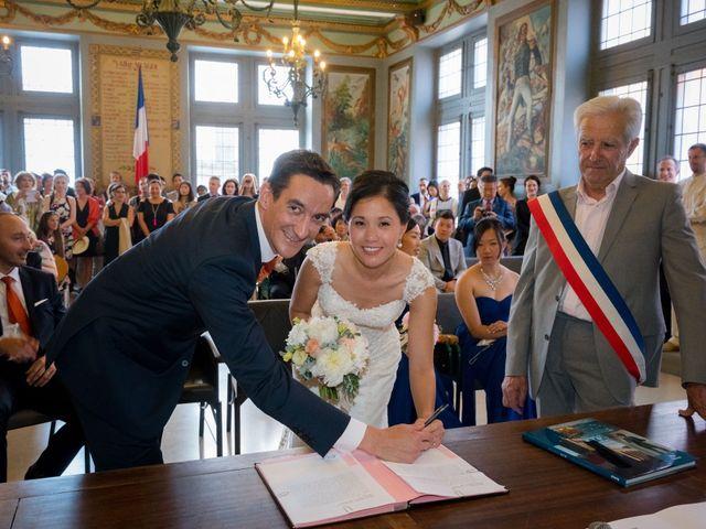 Le mariage de Stéphane et Boey-Leng à Lignan-sur-Orb, Hérault 39