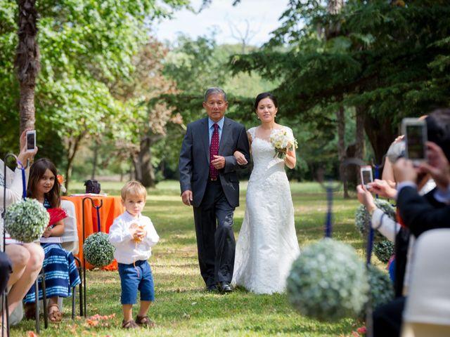 Le mariage de Stéphane et Boey-Leng à Lignan-sur-Orb, Hérault 48