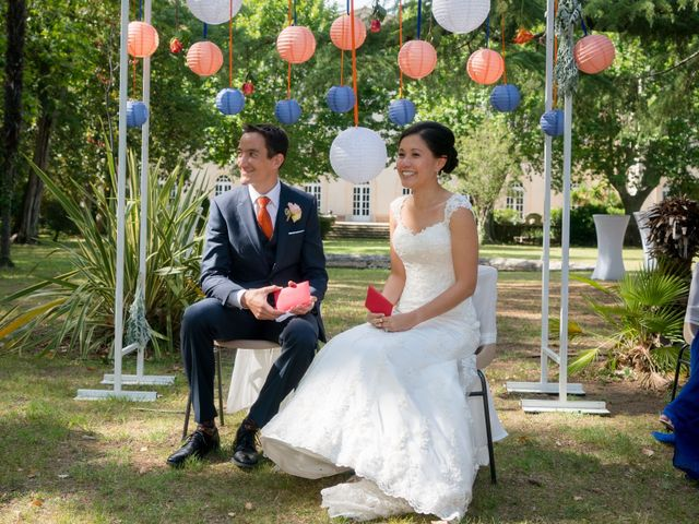 Le mariage de Stéphane et Boey-Leng à Lignan-sur-Orb, Hérault 52