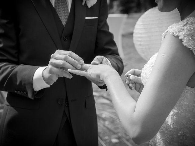 Le mariage de Stéphane et Boey-Leng à Lignan-sur-Orb, Hérault 59