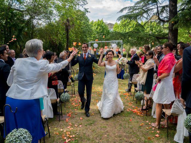 Le mariage de Stéphane et Boey-Leng à Lignan-sur-Orb, Hérault 62