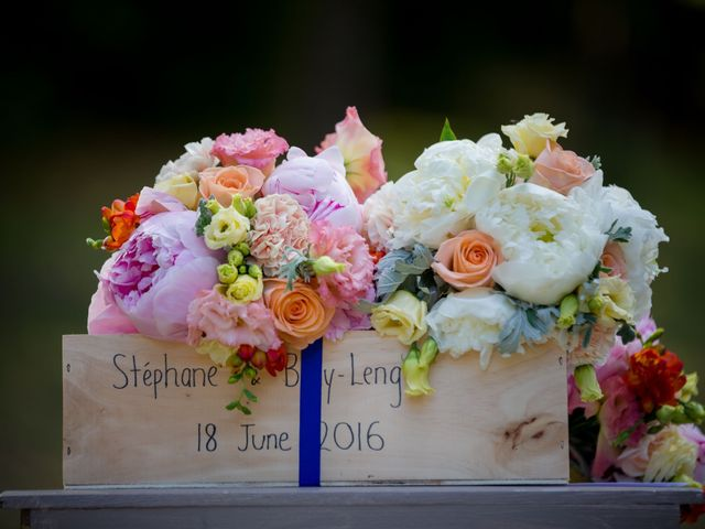 Le mariage de Stéphane et Boey-Leng à Lignan-sur-Orb, Hérault 77