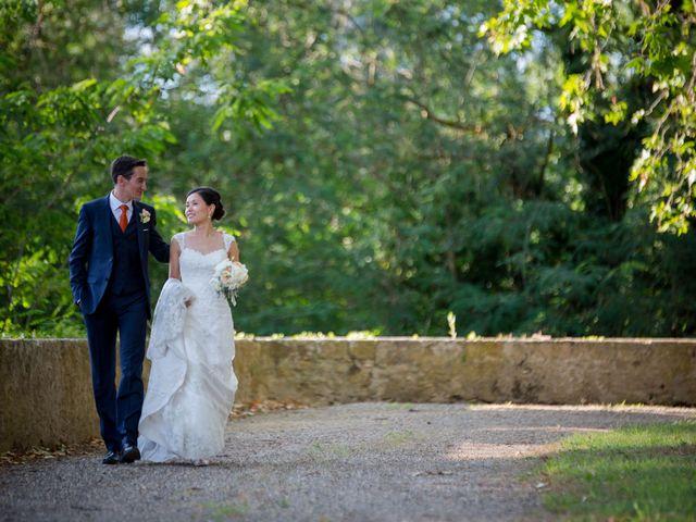 Le mariage de Stéphane et Boey-Leng à Lignan-sur-Orb, Hérault 94