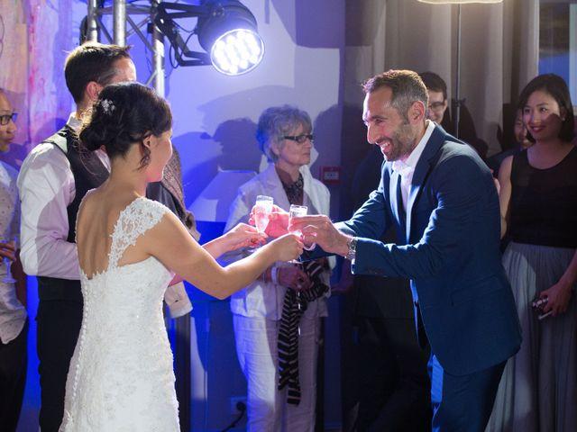 Le mariage de Stéphane et Boey-Leng à Lignan-sur-Orb, Hérault 125