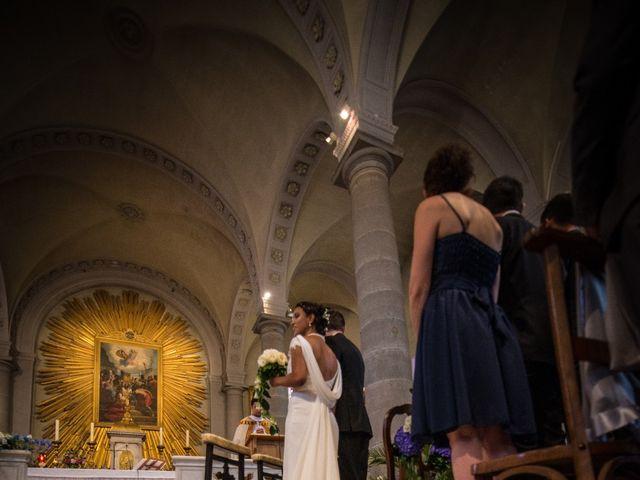Le mariage de Michaël et Ruby à Chamblay, Jura 3