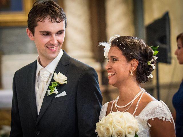 Le mariage de Michaël et Ruby à Chamblay, Jura 4