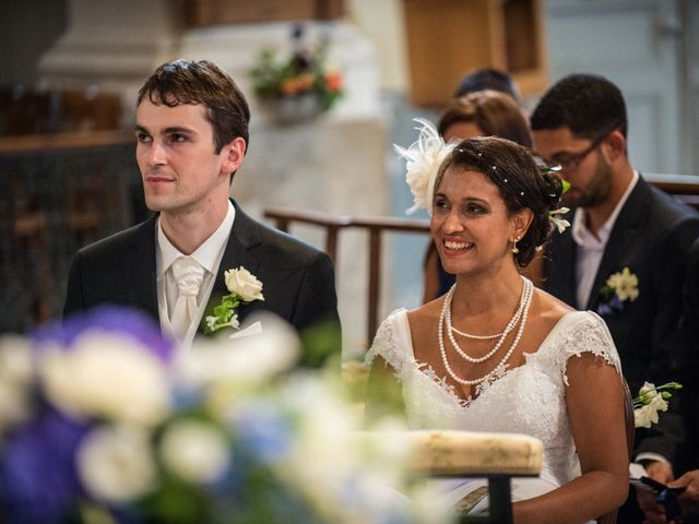 Le mariage de Michaël et Ruby à Chamblay, Jura 6
